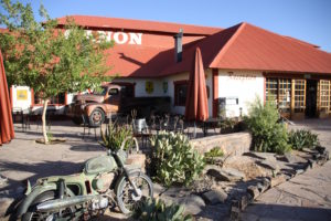 Cañon Roadhouse - Fish River